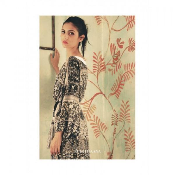 Fashionable Kimono Robe For Her A109