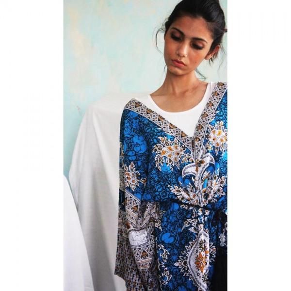 Fashionable Kimono Robe A107