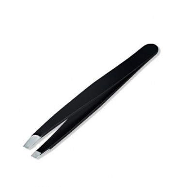 Black Stainless Steel Tweezer