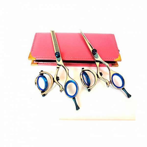 Professional Hair Cutting Scissors Barber Shears Hairdressing 5.5 inches