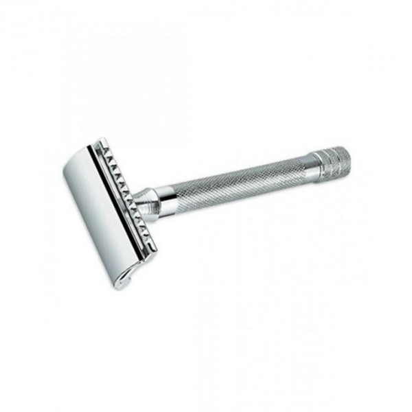 Professional Double Edge Long Handled Safety Razor