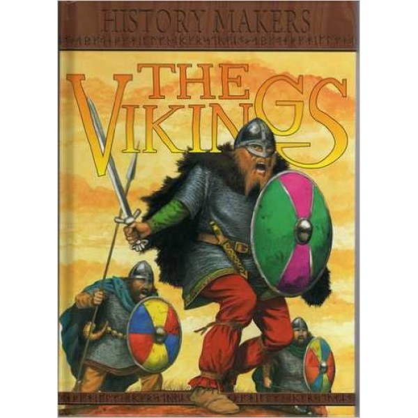 The Vikings (History Makers)