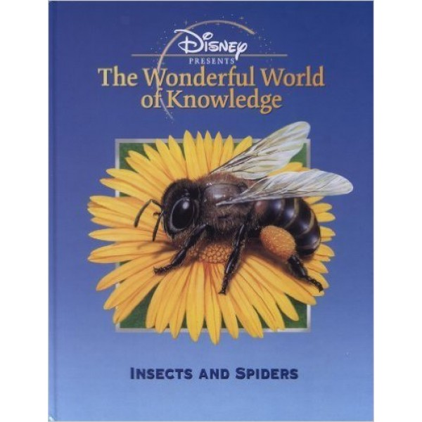 The Wonderful World of Knowledge (Insects and Spiders)