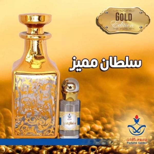 Sultan Mumayyaz - Arabic Attar - 12 ml