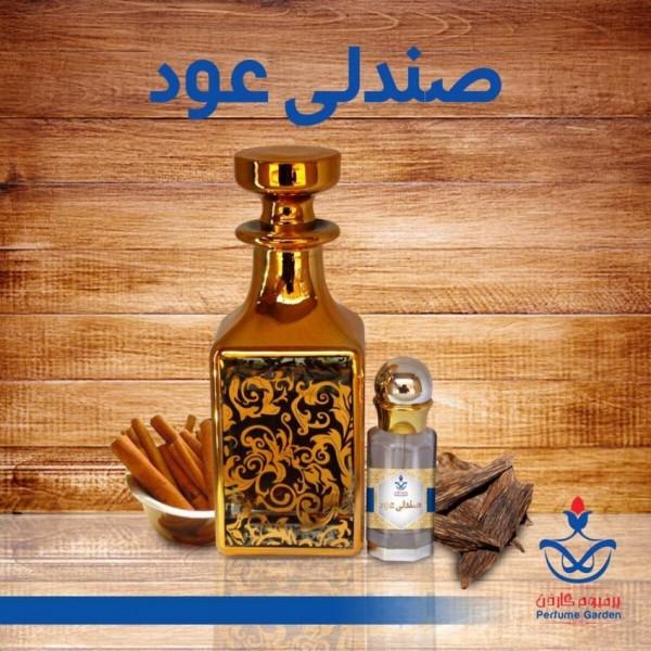 Sandali Oud - Arabic Attar - 12 ml