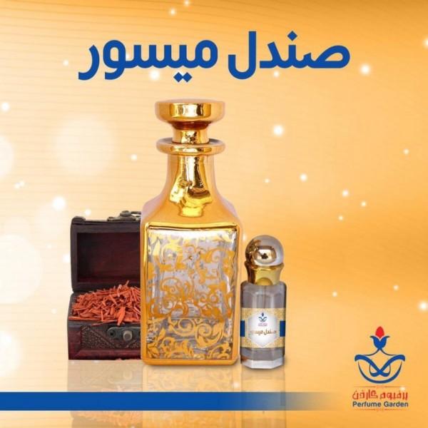 Sandal Mesoor - Arabic Attar - 12 ml