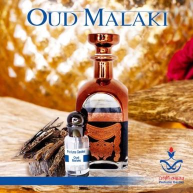 Oud Malaki- Arabic Attar - 12 ml - عود ملکی