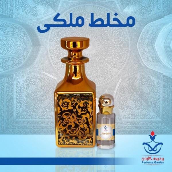 Mukhallat Malaki - Arabic Attar - 12 ml