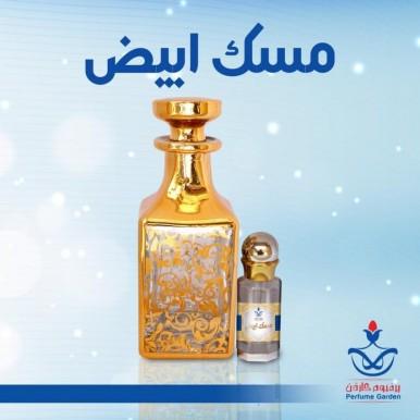Misk Abyaz - Arabic Attar - 12 ml
