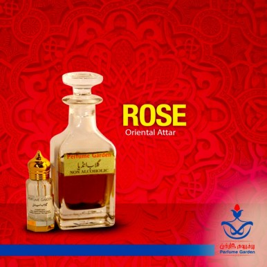 Special Rose (Light)  - Oriental Attar - 12 ml