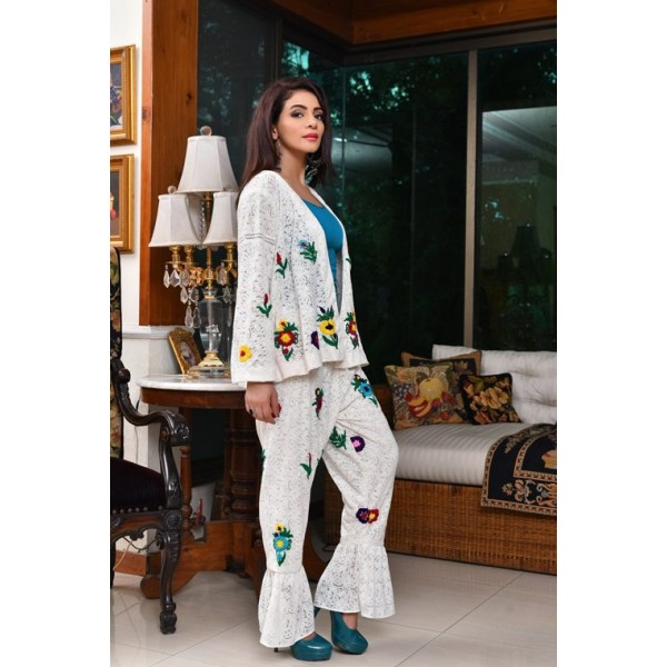Wonders of the Orient Jacket and Trouser