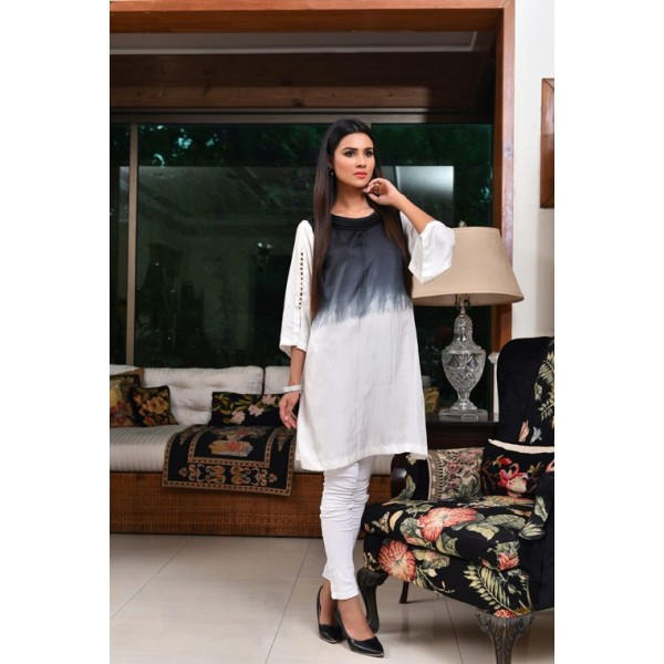 Dream Land Two Toned Kurti for Her
