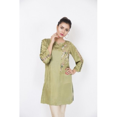 Melodious Spring Top for Ladies Day Wear