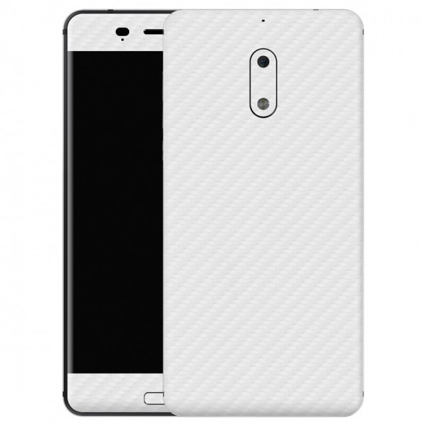 Nokia 5 Premium carbon Fibre Skin wrap