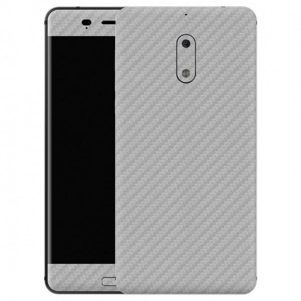 Nokia 6 Carbon Fibre Skin wrap - NC-0612