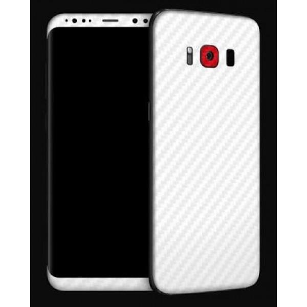 Samsung S8 Plus Carbon Fibre Skin Wrap - SM23