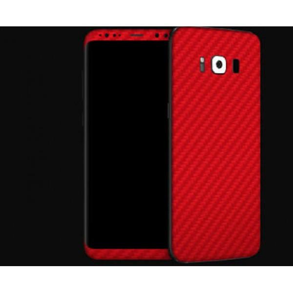 Samsung S8 Carbon Fibre Skin Wrap - SM24