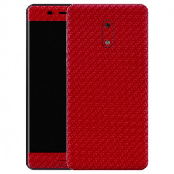 Nokia 5 Carbon Fibre Skin Wrap