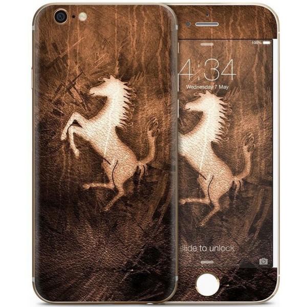 Iphone 7s Printed High Quality skin wrap - horse