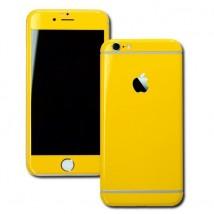 Iphone 6s Yellow skin Wrap