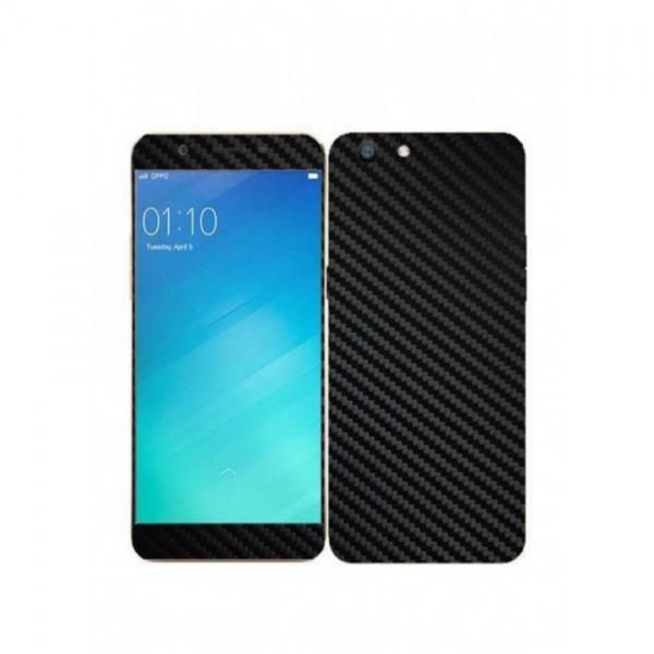 Oppo F1s carbon Fibre Premium Skin Wrap - OPAF1