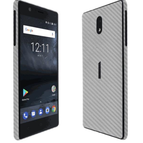 Nokia 3 Carbon Skin Wrap - NC323