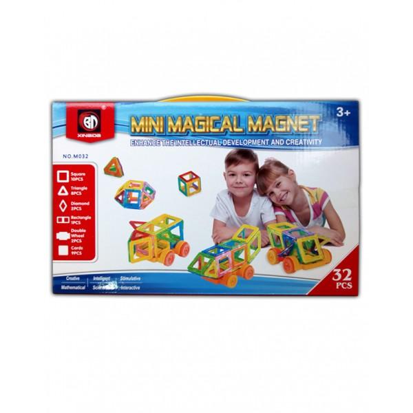 MINI MAGICAL MAGNETS SET