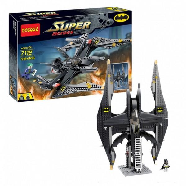 BATMAN BATPLANE  LEGO