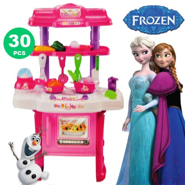 Frozen  Kitchenware Stove Set