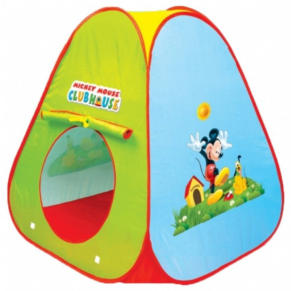 MICKEY MOUSE KIDS TENT HOUSE BALL HOUSE