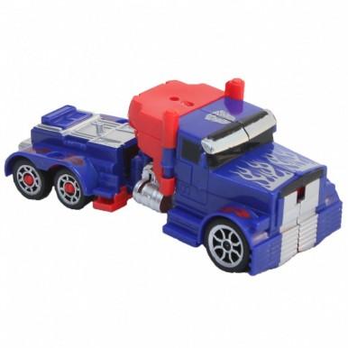 TRANSFORMER CAR SMALL - OPTIMUS PRIME