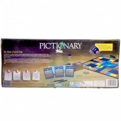 Pictionary Board (For Above 12 Yrs)