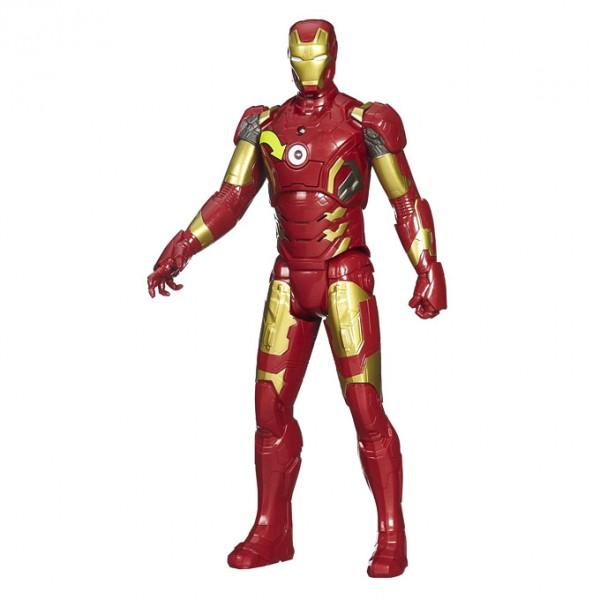 Marvel Avengers Age of Ultron Titan Hero Tech Iron Man Figure