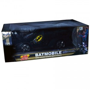 RC  BATMOBILE  AUTO DOOR OPEN