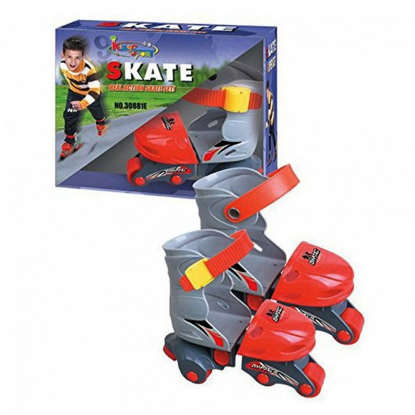 BOYS ACTION ROLLER SKATES