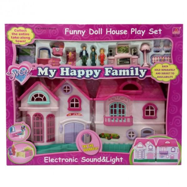 HAPPY FAMILY PLAY SET