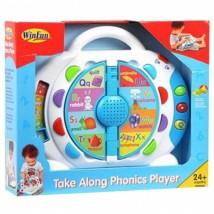 Winfun - Take Along Kids Phonic Player - 2267