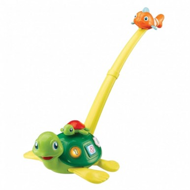 WINFUN - PUSH AND WALK TURTLE for KIDS