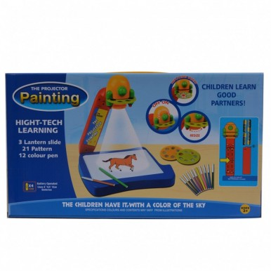 PAINTING PROJECTOR FOR KIDS