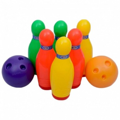DELUXE BOWLING SET FOR KIDS