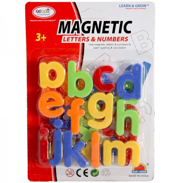 LETTER MAGNETS - SMALL