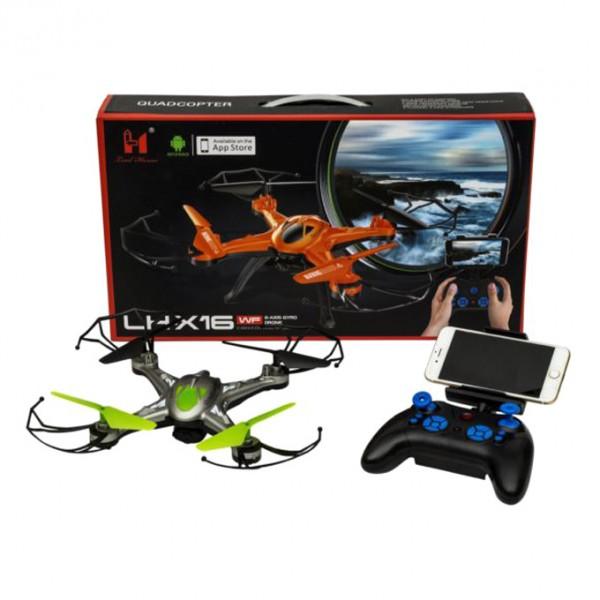 LH-X16 - 6 Axis Gyro Quadcopter Drone - HD Cam