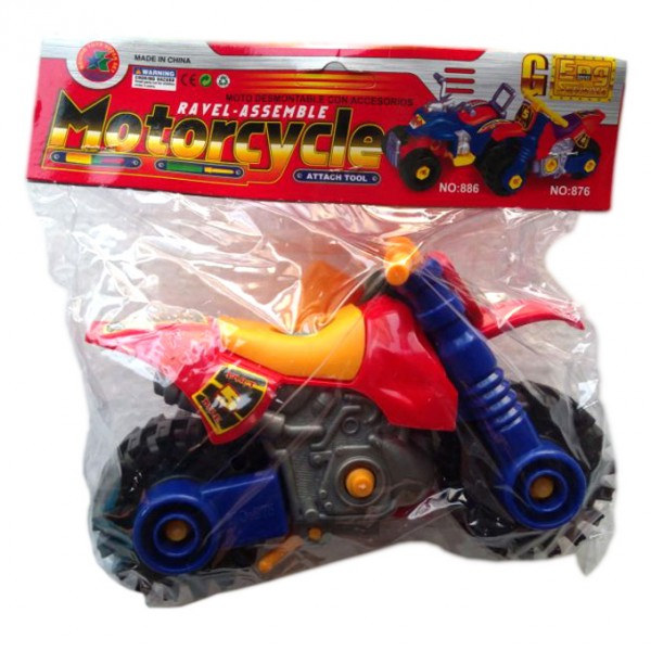 MOTOR CYCLE ASSEMBLY SET