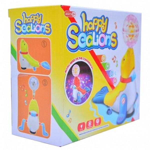 HAPPY SEA LION - Baby Toy