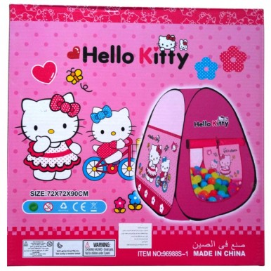 HELLO KITTY - PLAY TENT for KIDS