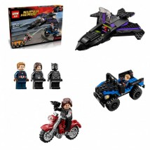 AVENGERS LEGO - BLACK PANTHER PURSUIT