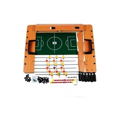 Wooden Soccer Football Game Table - Large