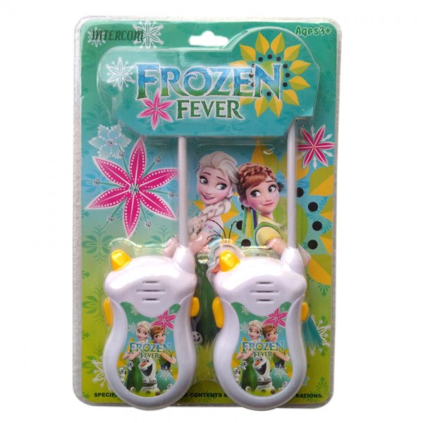 FROZEN FEVER WALKIE TALKIE