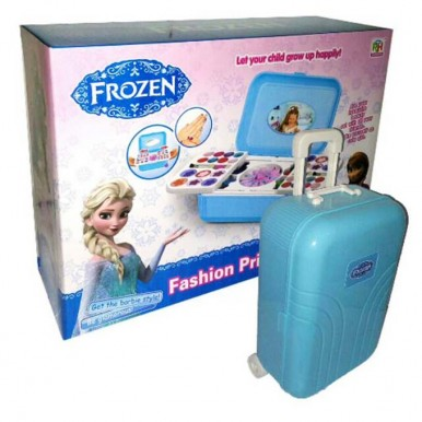 FROZEN CARRY MAKEUP BOX for Baby Girls
