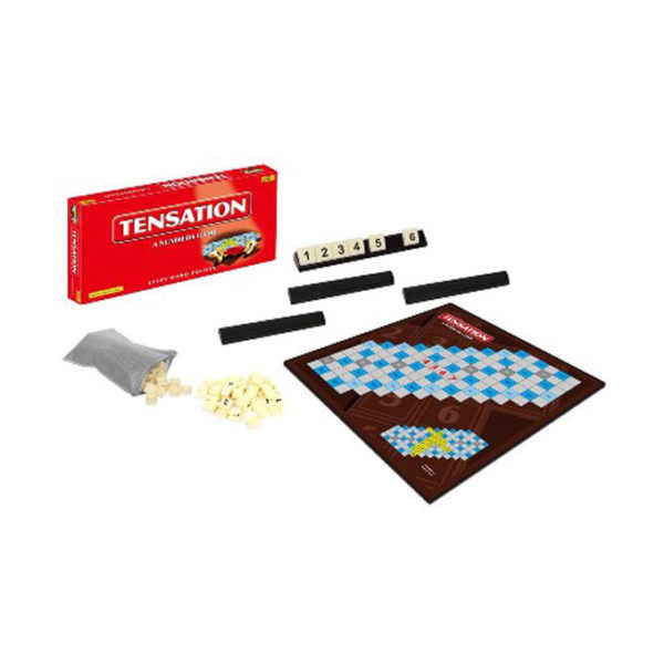 TENSATION  NUMBERS BOARD GAME